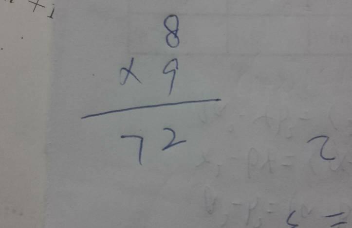 乘法竖式怎么列?图片