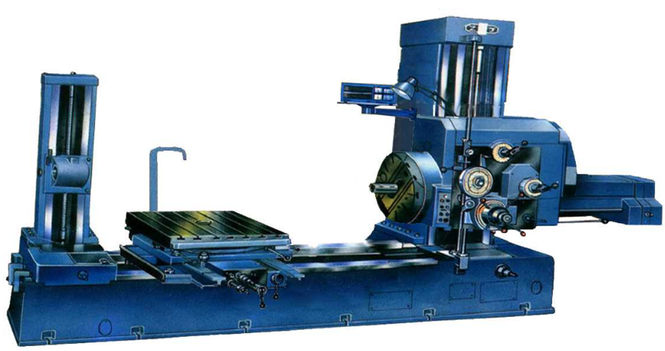 t68型卧式镗床工作原理图片