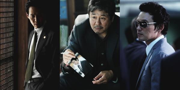 电影新世界(韩国)结局