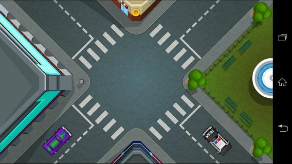 在没有红灯的十字路口,右方的车子撞上我的车子,属于谁的责任