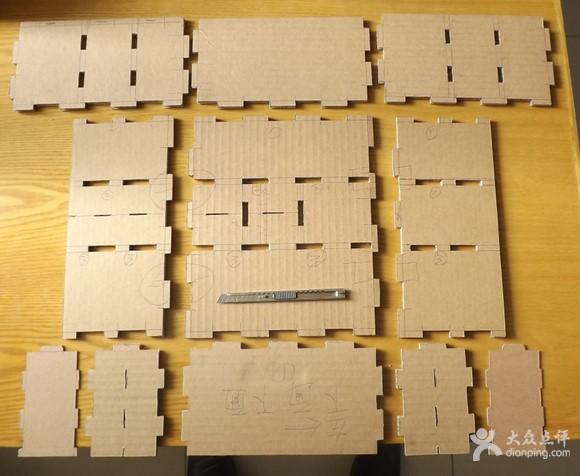 如何diy废纸箱制作收纳盒方法图解