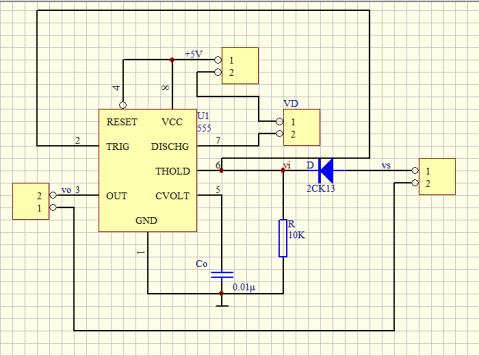 如何用dxp软件绘制此图,或者告诉我其各个元件代码