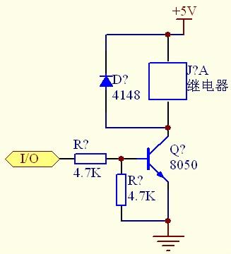 stc89c51单片机用光耦控制继电器问题!图片