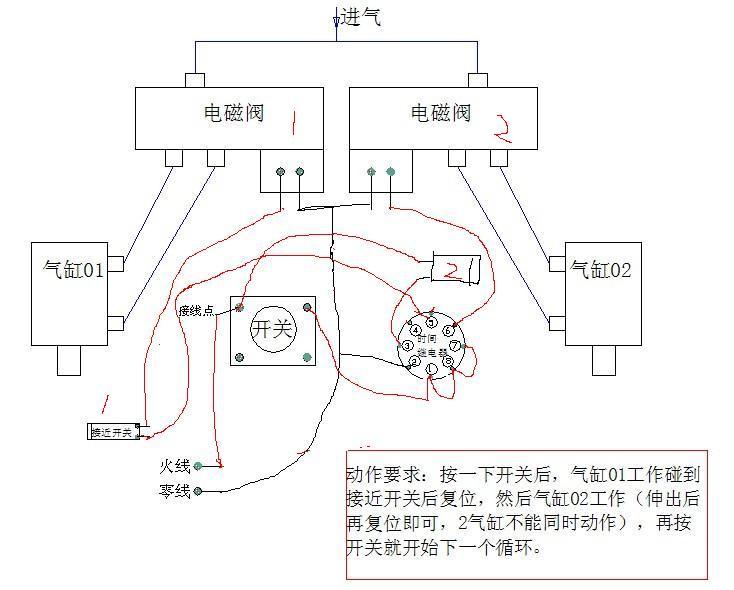 为什么直流电磁继电器在断电的时候会产生反电动势,如果产生,那是怎么图片