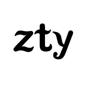 求帮忙制作一个白底黑字的字母头像 zzz 各种字体 谢谢!