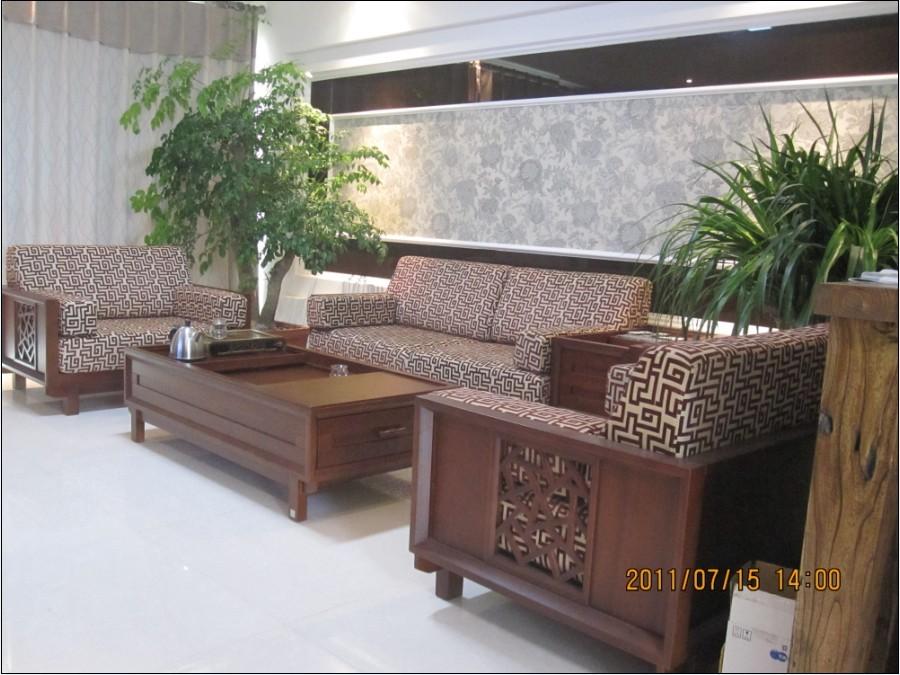 青岛一木沙发