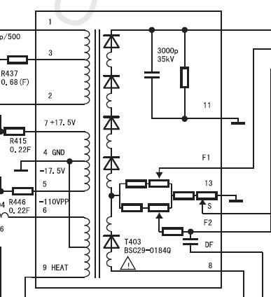 电路 电路图 电子 户型 户型图 平面图 原理图 387_424
