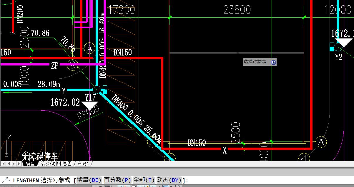 CAD打开v图纸此图纸包含一个或图形非常大且hkp30多个图片