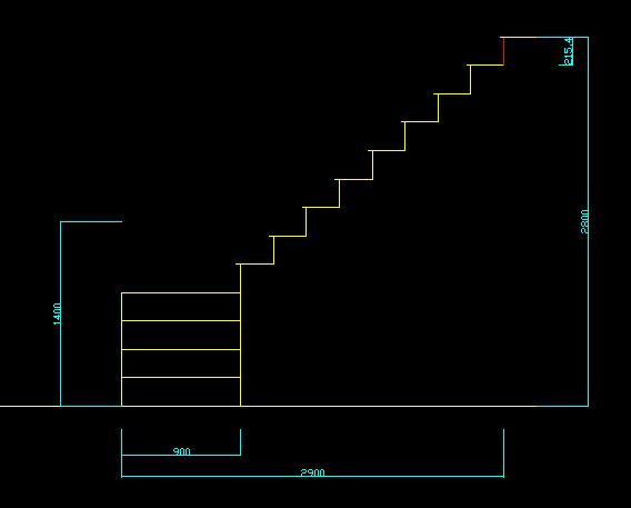 家装楼梯设计立体图