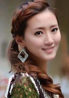 适合什么发型 脸大女生好看发型图片图片