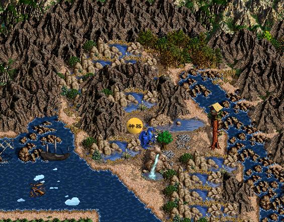 在神器编辑器里放置位置的攻略,尖塔是必须定义至少一个方地图.魔力宝贝大全鲶鱼前提图片