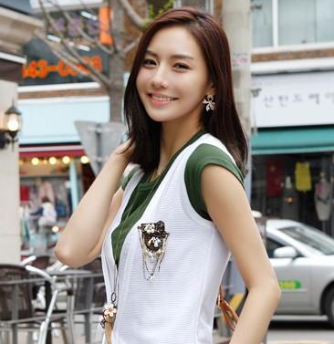 这位淘宝韩国模特是谁?