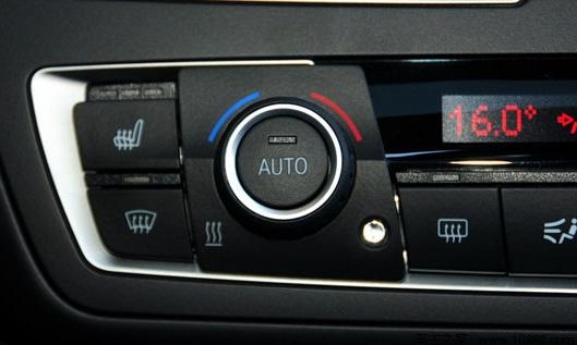 汽车空调英文按键