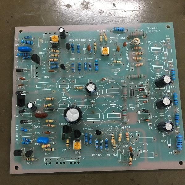 可以仔细介绍一下电路板原件吗