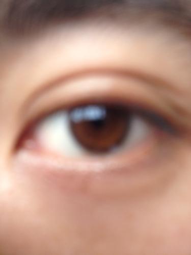 我想知道我的眼睛是什么颜色