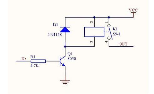 电路 电路图 电子 原理图 493_301