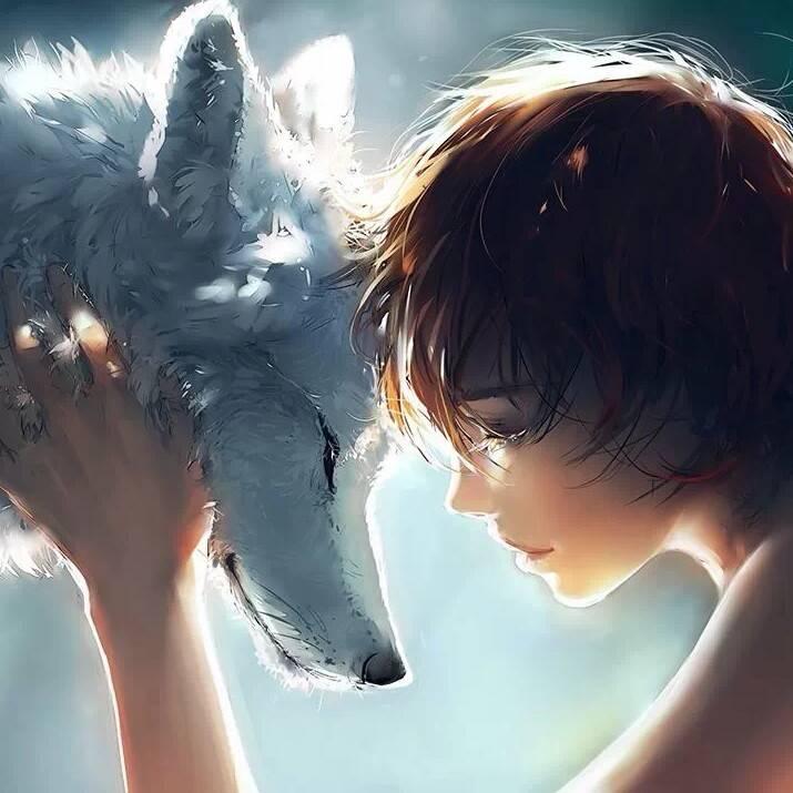 狼图片头像霸气