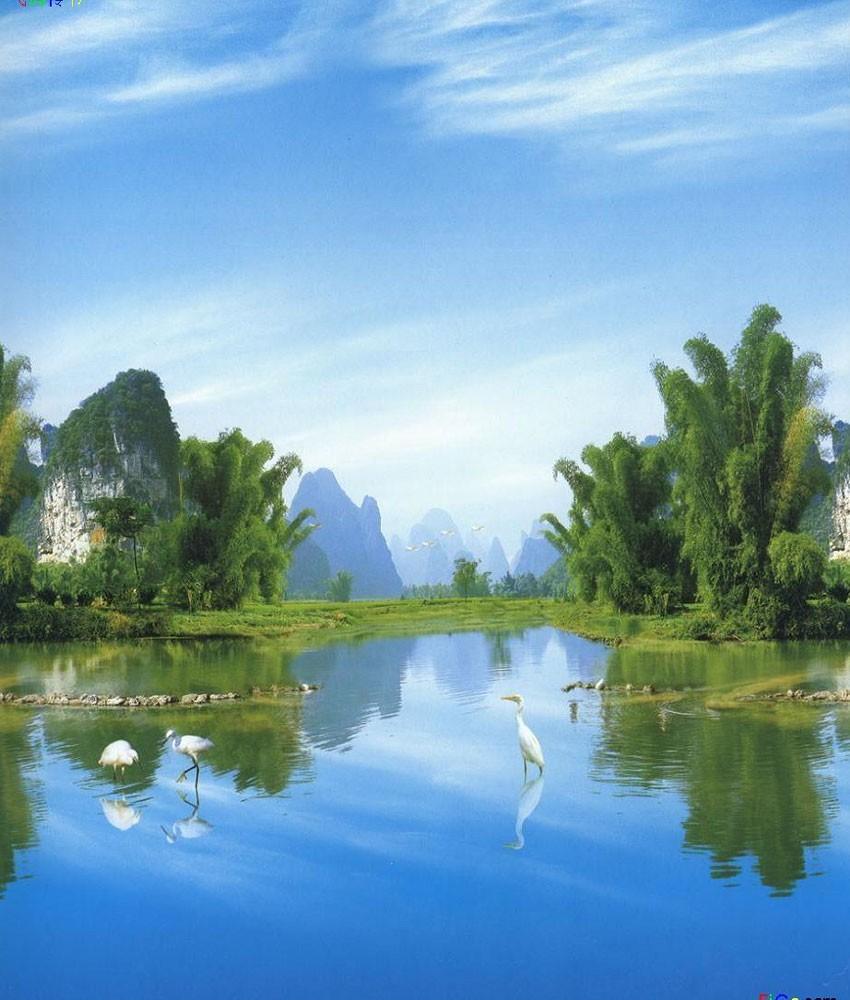 壁纸 风景 山水 桌面 850_1000