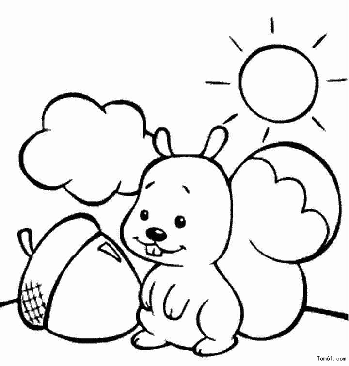 可爱卡通简笔画