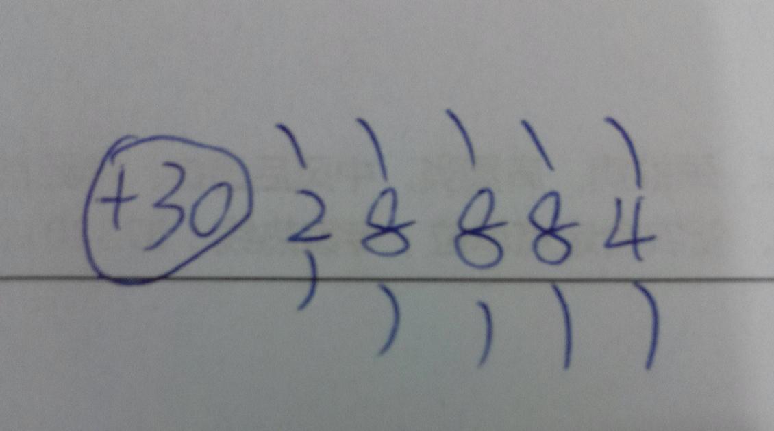 30号元素锌的原子结构示意图