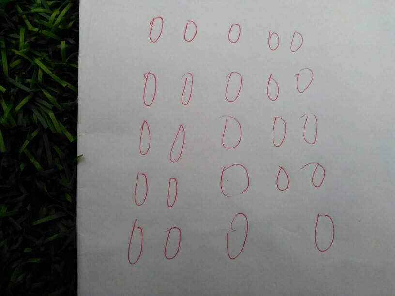 一条线画完不能画弯 不能画重复 一笔画完图片