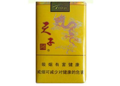 请问这包骄子(软黄天子)在今年5月份(烟草涨价)开始江苏省一般都卖