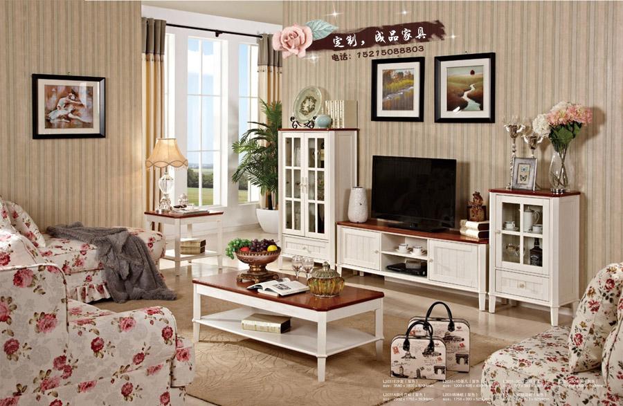 地中海风格家具和美式乡村家具搭配起来好看吗?图片