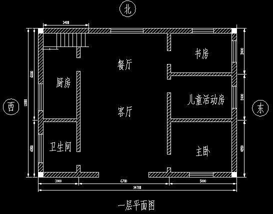 我想让您看看我的房子设计图用风水的角度好不好