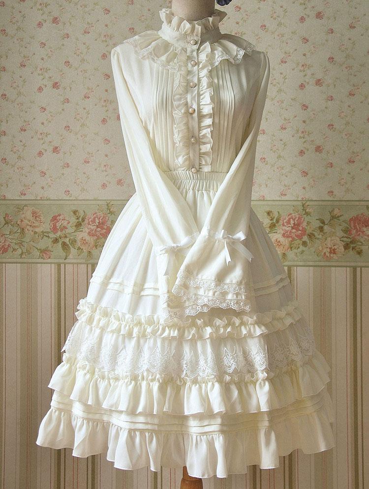 有没有显得可爱的小洋装推荐?