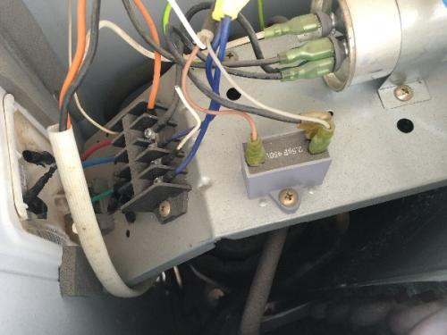 三相空调接线图