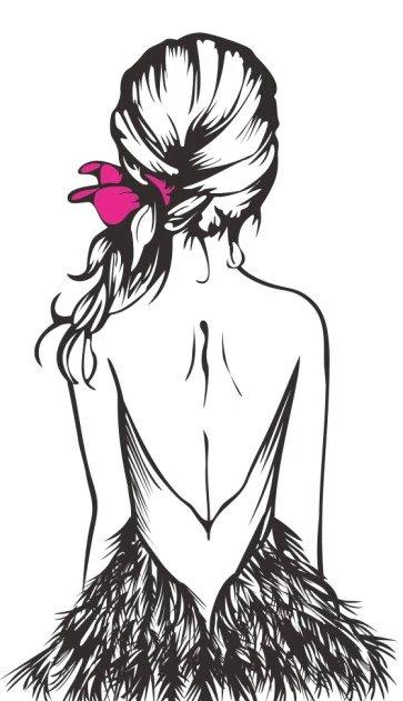 动漫女生头像.冷酷的,不要萌的,最好是正面,侧面也行.