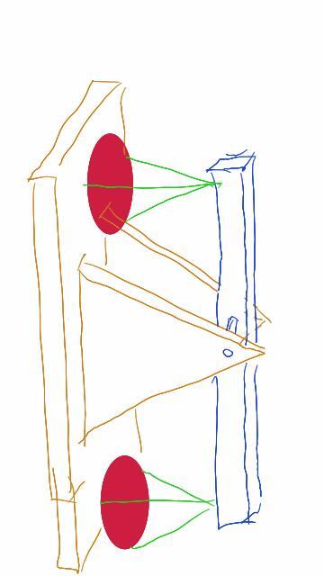 如何手工制作一个物理天平?
