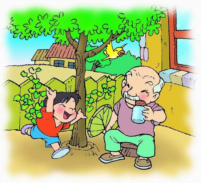 教案和爷爷的舞蹈教案下腰小树课本图片
