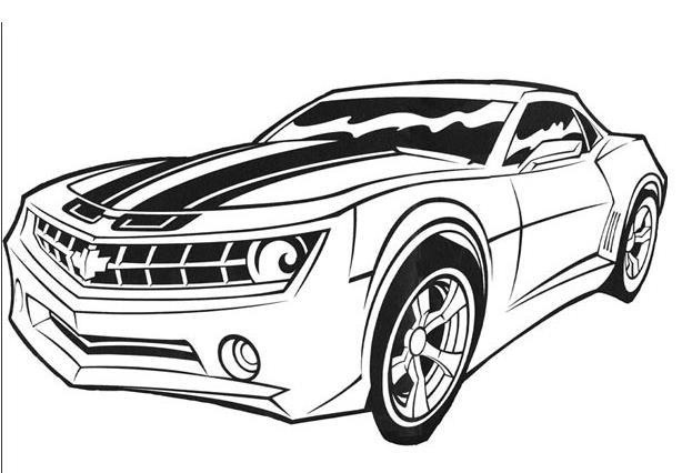 汽车怎么画?