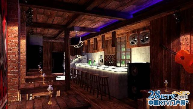 谁有复古酒吧装修的图片或者效果图呀 跪求741333920