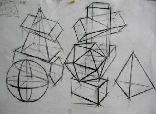 结构几何体步骤