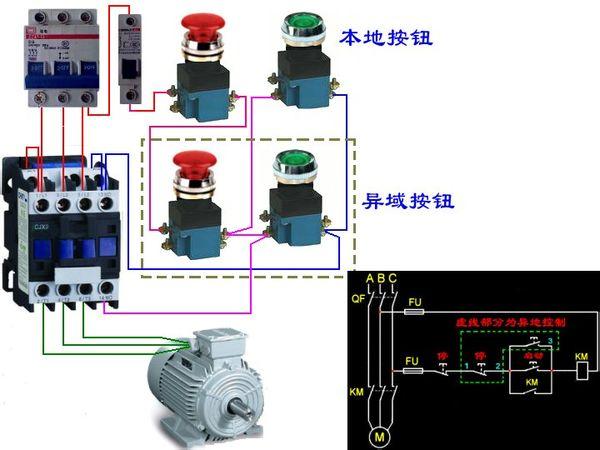 检查电路中相关的接触器或者中间继电器的自锁触点(常开触点)和这对
