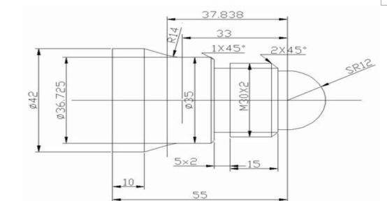 数控车床的零件加工程序怎么编?_百度知道