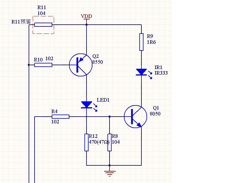 电路 电路图 电子 户型 户型图 平面图 原理图 840_623