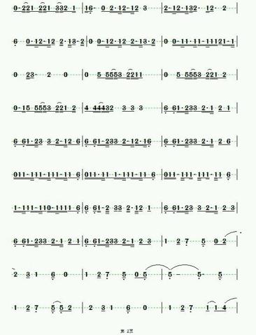 求exo歌曲的钢琴简谱,谢谢