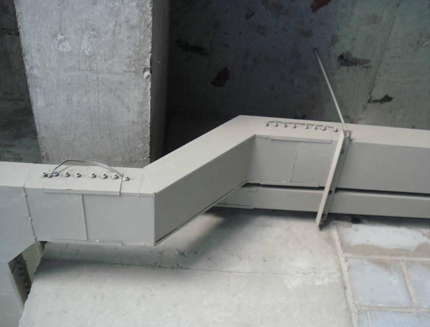 桥架进配电箱柜时需要做跨接接地,这个怎么接?焊接?用