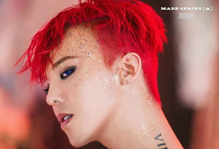 q求权志龙bangbangbang中的红头发图片高清,vip帮帮忙