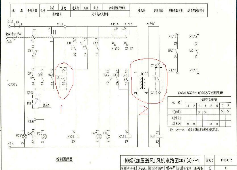 风机控制箱提供给消防两个24v接口吗,无源还是有源?