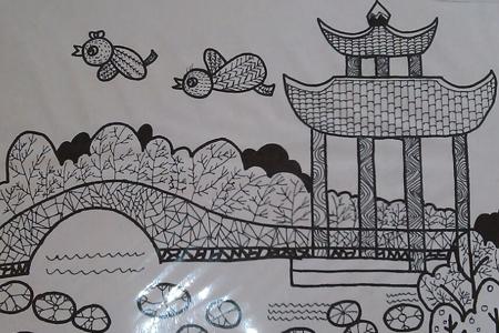 儿童画 简笔画 手绘 线稿 450_300