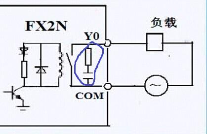 三菱转向灯电路图