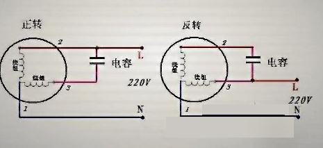 海尔xqg60-htd1268洗衣机电机接线图