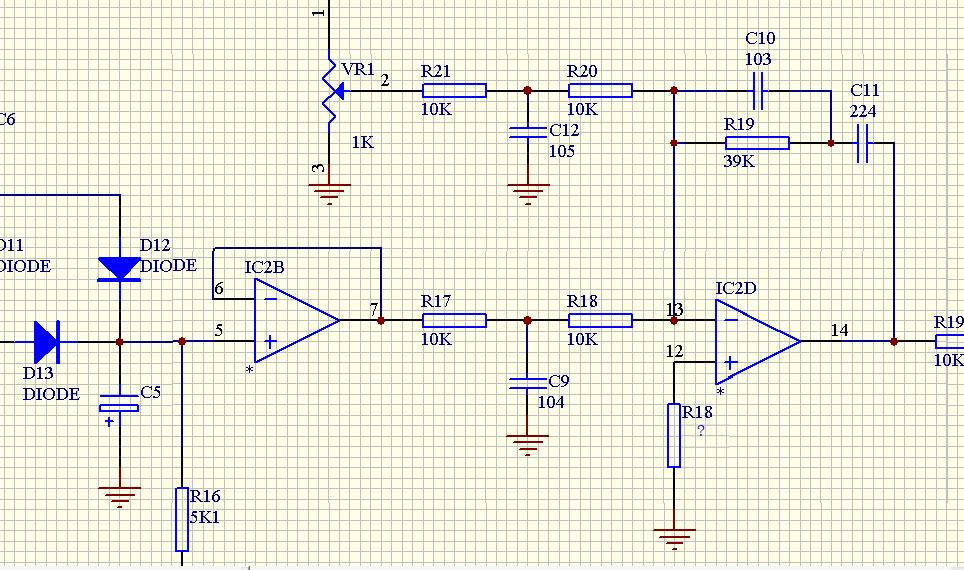 运放平衡电阻如何计算?