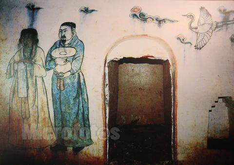 陈国公主的公主墓