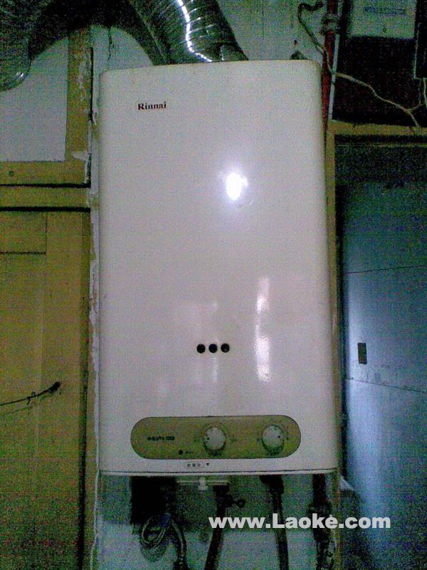 林内热水器,老款,在百度图片找到样子,求型号!求2005年时大概价钱!图片