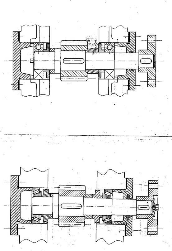 轴系结构装配图